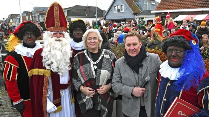 Sinterklaasintocht Zwanenburg Halfweg